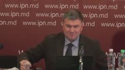 """Conferință de presă organizată de Asociația pentru Politică Externă cu tema """"Politica Externă a Republicii Moldova: o politică lipsită de viziune și inițiativă"""""""