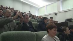 Lansarea Cărții Roșii a Republicii Moldova, ediția a III-a
