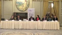 Lansarea raportului anual Expert Forum și dezbaterea pe tema alegerilor locale din România, schimbările în sistemul de justiție în 2016 și situația din Republica Moldova