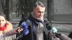 Declarațiile raportorului Parlamentului European pentru Republica Moldova, Petras Auštrevičius
