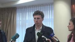 Declarațiile lui Dorin Chirtoacă privind părăsirea fracțiunii PPEM a alianței din CMC