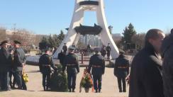Eveniment consacrat Zilei comemorării celor căzuți în războiul din Afganistan