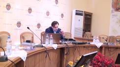 Ședința Consiliului Municipal Chișinău din 18 februarie 2016