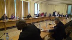 Audierile din cadrul Comisiei de Sănătate a Camerei Deputaților în ceea ce privește starea de sănătate a copiilor din județul Argeș