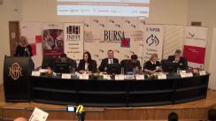 """Conferința organizată de Ziarul BURSA cu tema """"Codul insolvenței"""", ediția a III-a"""