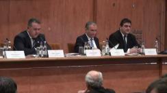 """Conferința cursdeguvernare.ro cu tema """"O Strategie Economică pentru România: Răspunsuri la 3 întrebări care nu au fost puse niciodată"""""""