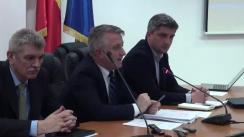 Dezbatere publică referitoare la proiectul de Lege privind securitatea cibernetică a României