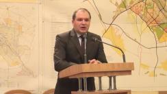 Declarațiile lui Ion Ceban după ședința săptămânală a serviciilor primăriei Chișinău din 22 februarie 2016