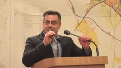 Declarațiile lui Ilian Cașu după ședința săptămânală a serviciilor primăriei Chișinău din 22 februarie 2016