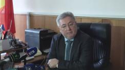 Declarațiile lui Nistor Grozavu privind perchezițiile CNA efectuate la Primăria municipiului Chișinău