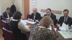 Ședința Comisiei drepturile omului și relații interetnice din 23 februarie 2016