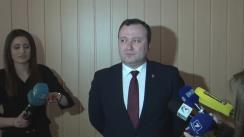Declarațiile Procurorului General, Corneliu Gurin, după ședința Comisiei juridice, numiri și imunități din 23 februarie 2016