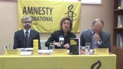 Lansarea Raportului Anual 2015 privind respectarea Drepturilor Omului în lume și în Republica Moldova