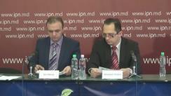 """Conferință de presă cu tema """"Asociația Promo-LEX a câștigat cauza Mozer vs. Rusia și Moldova. Rusia a fost recunoscută responsabilă pentru încălcările drepturilor omului în regiunea transnistreană"""""""