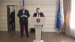 Declarațiile lui Vladimir Țurcan și Vasile Bolea în timpul ședinței Parlamentului din 25 februarie 2016