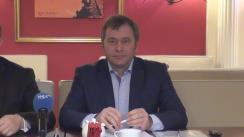 """Exclusiv. Clubul de presă """"Rezonanța Socială"""". Invitat: Președintele DAAC Hermes și consilierul municipal, Vasili Chirtoca. Tema """"Dorin Chirtoacă este """"vânat""""? Proiectul UNIREA-2018 a fost fondat de schizofrenici politici; al cincilea președinte: Greceanîi, Babuc, Dodon sau Plahotniuc? Republica Moldova - forever"""""""