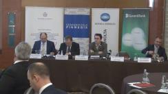 """Eveniment organizat de Finmedia, Piața Financiară și Asociația Română a Băncilor cu tema """"Anul Financiar Bancar 2016"""""""