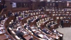 Ședința Parlamentului Republicii Moldova din 4 martie 2016