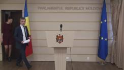 Declarațiile lui Tudor Deliu în timpul ședinței Parlamentului Republicii Moldova din 4 martie 2016