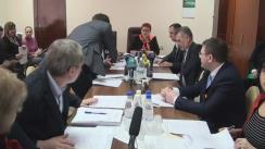 Ședința Comisiei juridice, numiri și imunități din 9 martie 2016