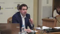 Ședința Consiliului Municipal Chișinău din 9 martie 2016