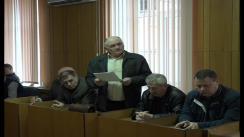 Ședința serviciilor primăriei Bălți din 9 martie 2016