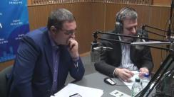 """Radio Moldova. Emisiunea """"Loc de dialog"""". Invitat - Renato Usatîi, liderul Partidului Nostru"""