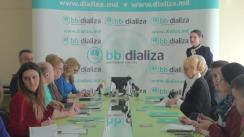 Conferință de presă cu ocazia Zilei mondiale a rinichiului