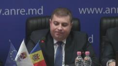 Ședința ANRE de examinare a proiectului de actualizare a tarifelor la energia electrică