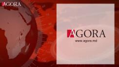 Emisiune Update Moldova - viceministrul Economiei, Vitalie Iurcu, în studioul Agora