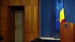 Conferință de presă după ședința Guvernului României din 10 martie 2016
