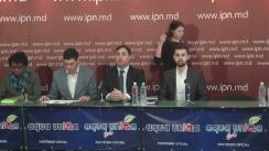 """Conferință de presă organizată de Centrul Național Romilor cu tema """"Susținerea victimelor Holokaustului"""""""