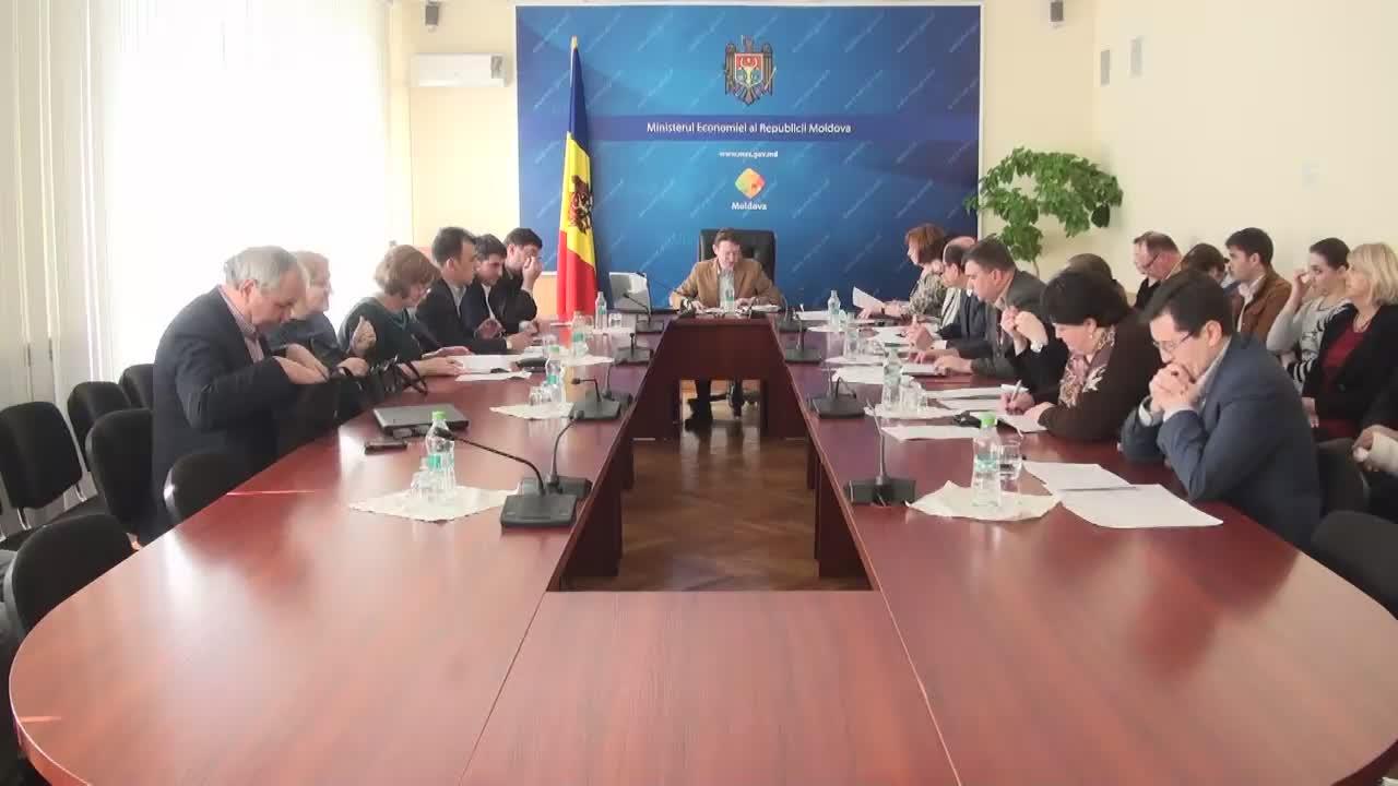 Ședința Grupului de lucru pentru reglementarea activității de întreprinzător din 16 martie 2016