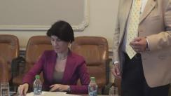 Evenimentul Open House. Invitat - Violeta Alexandru, Ministrul pentru Consultare Publică și Dialog Civic