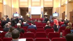 """Forumul """"Strategia de dezvoltare a României, regionalizare și convergența la euro"""", ziua II-a"""