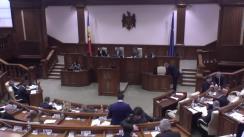 Ședința Parlamentului Republicii Moldova din 17 martie 2016
