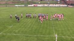 Meciul de Rugby între CSM Olimpia București - CS Dinamo București. Cupa României 2016