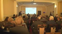 """Conferința internațională """"Instanțe specializate în litigii de muncă – o Opțiune de Reformă pentru Republica Moldova?"""", de Friedrich-Ebert-Stiftung (FES), Confederația Națională a Sindicatelor din Republica Moldova (CNSM) și Fundația Germană pentru Cooperare Juridică Internațională (IRZ)"""