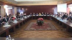 """Conferința de încheiere a proiectului """"Consolidarea Agenției de Transplant din Republica Moldova și asistență în armonizarea legislativă în materie de calitate și siguranță a substanțelor de origine umană"""""""