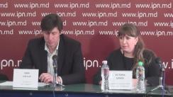 """Conferință de presă organizată de Asociația Agențiilor de Publicitate din Moldova cu tema """"Posibilele consecințe ca urmare a intenției Primarului de a demonta panourile din Chișinău"""""""