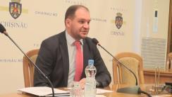 Declarațiile lui Ion Ceban după ședința săptămânală a serviciilor primăriei Chișinău din 21 martie 2016