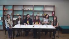 """Conferință de presă cu ocazia Festivalului Cultural """"Zilele Basarabiei"""""""
