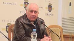 Declarațiile lui Gheorghe Morgoci după Ședința Primăriei din 21 martie 2016