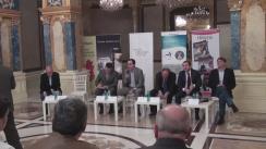 """Dezbaterea organizată de Fundația Universitară a Mării Negre cu tema """"România - Pivotul Euroatlantic al regiunii"""""""