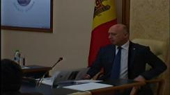 Ședința Guvernului Republicii Moldova din 23 martie 2016