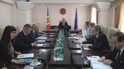 Ședința Consiliului Superior al Magistraturii din 22 martie 2016