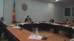 Desfășurarea interviului public de selectare a candidaților la funcția de Avocat al poporului pentru protecția drepturilor copilului