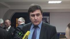 Declarațiile lui Veaceslav Ioniță după dezbaterea organizată de IDIS Viitorul pe marginea taxelor pentru drumuri