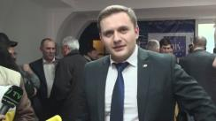 Declarațiile lui Vitalie Rapcea după dezbaterea organizată de IDIS Viitorul pe marginea taxelor pentru drumuri