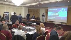 """Conferința organizată de Ziarul Financiar cu tema """"Transport & Logistics"""", ediția 2016"""